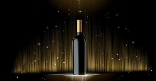 Product Show Atmosphere Poster, Red Wine, Wine, Drink, Background image