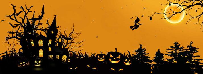 pumpkin halloween pumpkin lantern hat, Bat, Decoration, Moon Background image