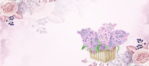 purple flowers literary september, Hello There, Banner, Teachers Day Background image