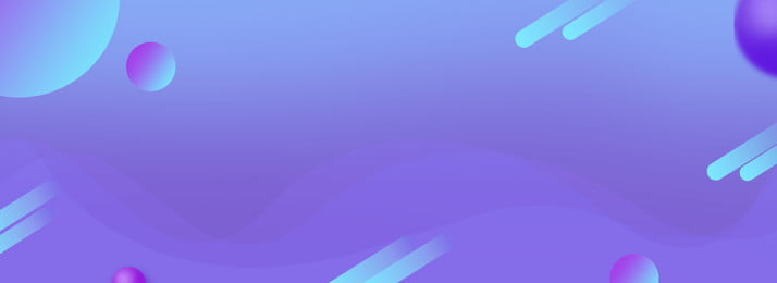 Purple Fresh Gradient Purple Background, Geometric, Simple, Purple, Background image