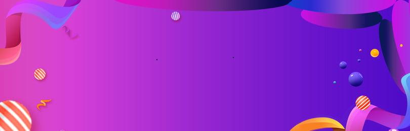 보라색 그라데이션 배경 템플릿 자주색 기하학 웨이브 포인트 선 보라색 배경, 보라색 그라데이션 배경 템플릿, 포인트, 선 배경 이미지