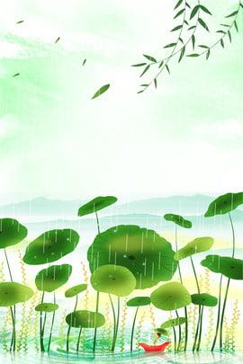 tổng hợp nền nước mưa sáng tạo mưa mùa xuân lá sen lá ao , Hình, Sáng, Tổng Hợp Nền Nước Mưa Sáng Tạo Ảnh nền