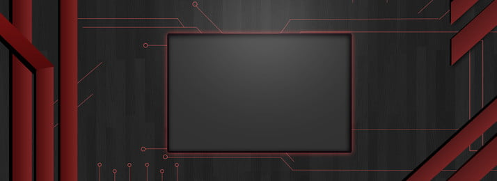red and black color technology black color, Matching, Technology, Banner Background image