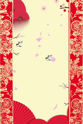 चीनी नव वर्ष उत्सव का थीम पोस्टर लाल आनंदित पैटर्न ढांचा क्षेत्र पत्ती सरल वसंत उत्सव ताज़ा चीनी नव वर्ष पृष्ठभूमि छवि