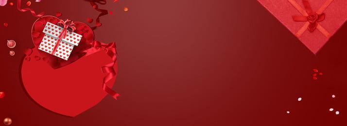赤いギフトボックス、スターフェスティバル、バナーの背景 赤 ギフト用の箱 七夕 バナー バックグラウンド 七夕の背景 七夕 赤いギフトボックス、スターフェスティバル、バナーの背景 赤 ギフト用の箱 背景画像
