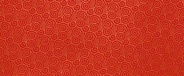 紅色祥雲燙金底紋 紅色 祥雲 燙金 底紋 慶祝 熱鬧 慶典, 紅色祥雲燙金底紋, 紅色, 祥雲 背景圖片