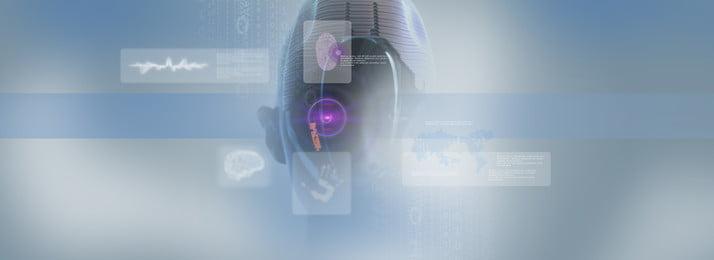 Zukünftige Roboter Kreativsynthese Roboter Das Leben Konzept Creative Synthesis Hintergrund Verbindung Technologie Emotion Ändern Zukünftige Roboter Kreativsynthese Hintergrundbild