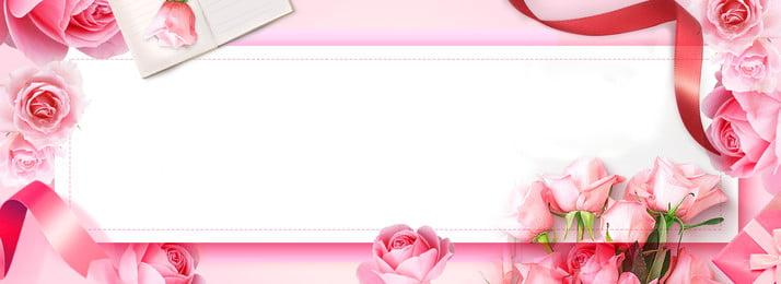 tanabata màu hồng ngày valentine lãng mạn hoa hồng lãng mạn màu, Hồng, Đẹp, Văn Ảnh nền