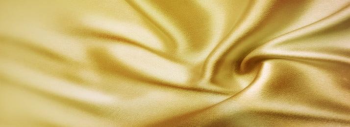 실크 골드 새틴 포스터 실크 부드럽게 새틴 아름다운 접기 럭셔리 황금 새틴, 새틴, 실크, 부드럽게 배경 이미지