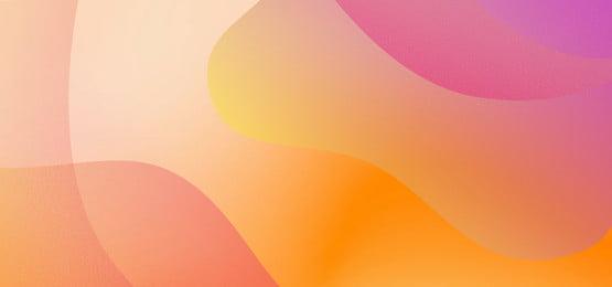 biểu ngữ nền màu vàng hình học đơn giản khí quyển Đơn giản khí quyển hình, Giản, Khí, Dốc Ảnh nền