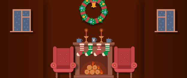 Christmas Christmas Eve 背景画像