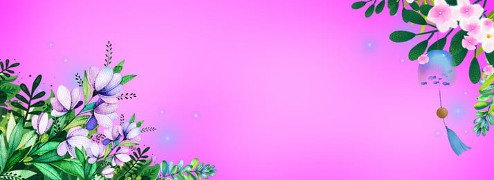 Simple Fresh New In Spring Cosmetic Background, Clothing, Spring, Flowers, Background image