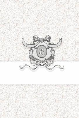 Convite de fundo simples estilo europeu recorte de textura Simples Fresco Textura Estilo europeu Branco Oco Retro Plano de Convite De Fundo Imagem Do Plano De Fundo