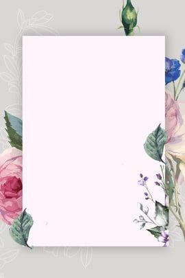 โปสเตอร์พื้นหลังลายดอกไม้ที่วาดด้วยมือที่เรียบง่าย ง่าย ขอบดอกไม้สีเขียว ขอบพืชสีเขียว พืชสีเขียว ดอกไม้ ดอกไม้สด โปสเตอร์ดอกไม้ โปสเตอร์พื้นหลังลายดอกไม้ที่วาดด้วยมือที่เรียบง่าย ง่าย ขอบดอกไม้สีเขียว รูปภาพพื้นหลัง