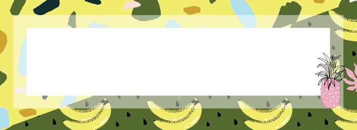 Simple Leaves Flamingo Shading, Pattern, Cartoon, Literary, Background image