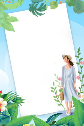 summer a cool summer girl skin care products , Say Away, Summer Sunrise, Hello Summer Background image