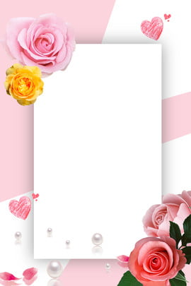 Tanabata rose petals romantic beautiful Dia dos namorados pôster Tanabata Rose Pétalas de rosa Romântico Linda Dia Dos Rosa Romântico Imagem Do Plano De Fundo