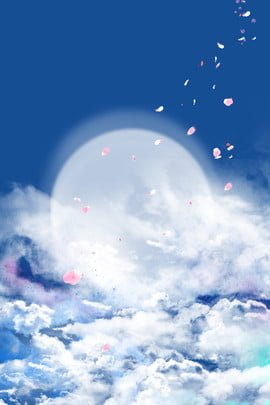 Áp phích ngày lễ tình yêu đẹp của Tanabata Tanabata Ngày lễ tình Tanabata Ngày Trăng Hình Nền