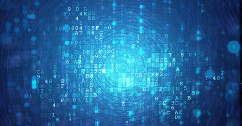 scena cool della tecnologia del codice dati scienza e tecnologia fresco particella sfondo effetto, Scena Cool Della Tecnologia Del Codice Dati, E, Scienza Immagine di sfondo
