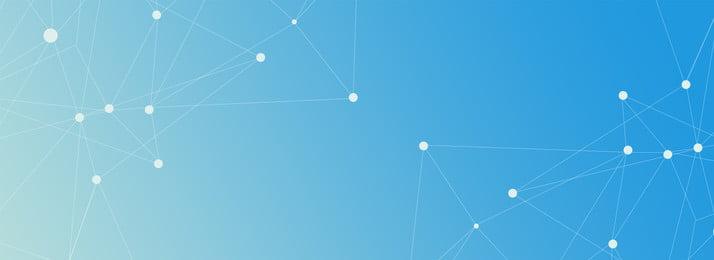 công nghệ chấm đơn giản poster xanh công nghệ dữ liệu Đường, Dây, Đường, Chấm Ảnh nền