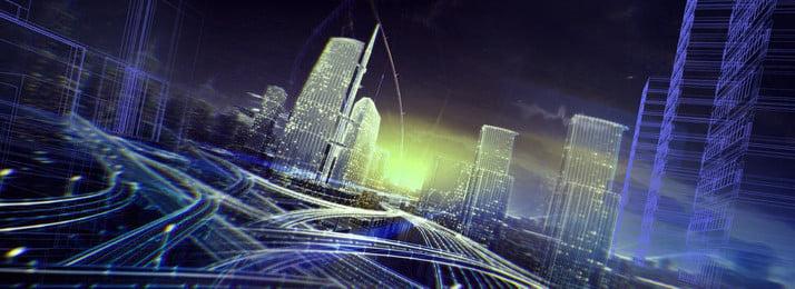 도시 데이터 인터넷 창조적 합성 기술 사회 인터넷 효과 배경 합성 크리에이티브 데이터 도시 상호 작용, 도시 데이터 인터넷 창조적 합성, 기술, 사회 배경 이미지