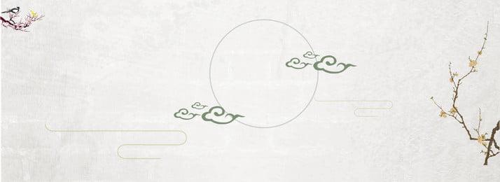 伝統的な中国風のシンプルなバナー トラディショナル 中華風 単純な バナー 伝統的なバナー 中国風のバナー 単純なバナー ポスター, 伝統的な中国風のシンプルなバナー, トラディショナル, 中華風 背景画像