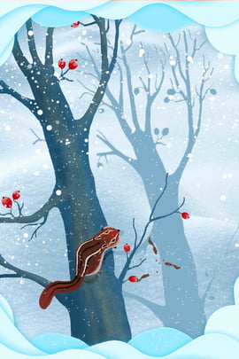 Frosty Festival Poster Hình Nền
