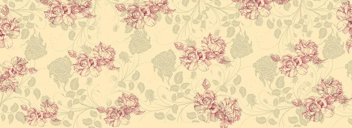पुराने शास्त्रीय गुलाब बनावट पृष्ठभूमि पुराने फूल फूल छायांकन पैटर्न फूलों, हुआ, विंटेज, रंग पृष्ठभूमि छवि