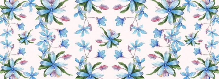 Vintage Flowers Flower Shading Shading Pattern, Flower, Tile, Floral, Background image