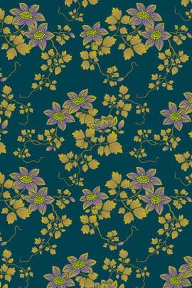 साहित्यिक विंटेज फूल गहरे हरे रंग की पोस्टर पृष्ठभूमि पुराने फूल फूल छायांकन लकीर , और, खींचने, हरा पृष्ठभूमि छवि