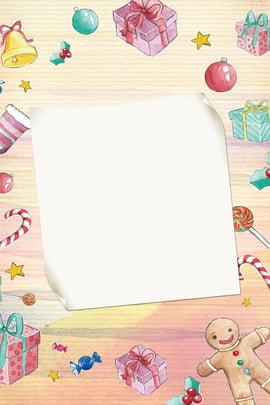 quảng cáo quà tặng giáng sinh màu nước , Nền Màu Nước, Nền Giáng Sinh, Nền Quảng Cáo Ảnh nền