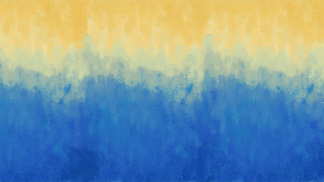 Aquarell kreativen Poster Hintergrund Aquarell Creative Design Blau Gelb Farbverlauf Poster Hintergrund Aquarell Kreativen Poster Hintergrundbild