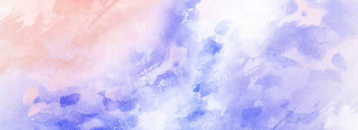 Màu nước smudge banner banner Gradient màu nước Vẽ Giản Văn Nước Hình Nền