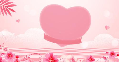 hari wanita hari dewi pink flowers love awan poster hari wanita festival dewi hari, Jambu, Bunga, Cinta imej latar belakang