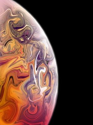 एप्पल शैली वॉलपेपर सरल सार्वभौमिक पृष्ठभूमि पेंट , सेब की हवा, वॉलपेपर, रंग पृष्ठभूमि छवि