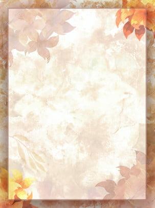 Mùa thu lá vàng bóng mát nền tươi Mùa Thu Lá Hình Nền