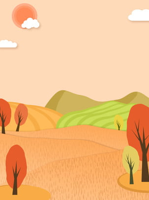 thu hoạch ruộng bậc thang mùa , Sáng Tạo, Mùa Thu, Văn Học Ảnh nền