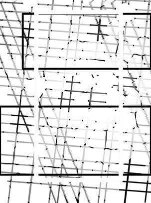 black and white minimalist irregular minimalistic geometric universal background , Black And White Wind, Irregular, Simple Background image