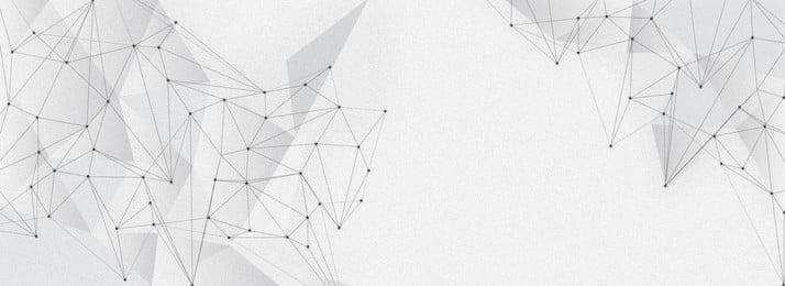 latar belakang teknologi geometri lakaran hitam dan putih, Hitam Dan Putih, Lakaran, Geometri imej latar belakang