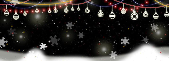 Không khí đen nền giáng sinh Đen Giáng Sinh Hình Nền