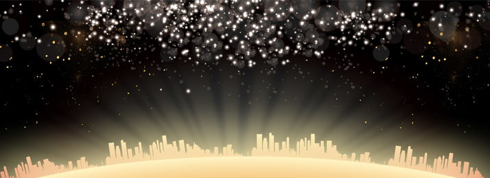 काले सोने की रोशनी शहर सिल्हूट पृष्ठभूमि, काला सोना, काले सोने की रोशनी की पृष्ठभूमि, शहर सिल्हूट पृष्ठभूमि छवि