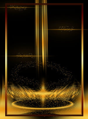 काला सोना पाउडर फंतासी मंच पृष्ठभूमि सामग्री , काला सोना पाउडर, सपना, अखाड़ा पृष्ठभूमि छवि