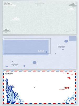 藍色背景商場展板背景 , 清新, 春季, 換新 背景圖片