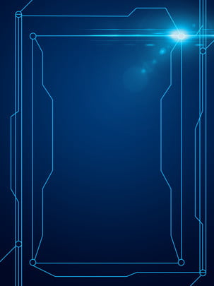 blue circuit board technology background , Blue, Black, Circuit Board Background image