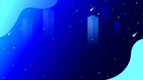 Thiết kế nền màu xanh chất lỏng Màu xanh Chất lỏng Độ Màu Nền Vẽ Hình Nền