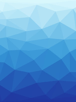 Blue gradient low polygon irregular geometric abstract background , Abstract Geometric Background, Low Polygon, Polygon Abstraction Background image