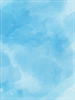 blue sky white clouds snowflake poster background , Snowflake Background, Blue  Background, White Cloud Background Background image