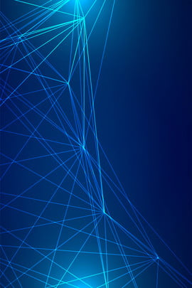 blue technology line line art technology lines , Blue Lines, Light, Science Fiction Background image