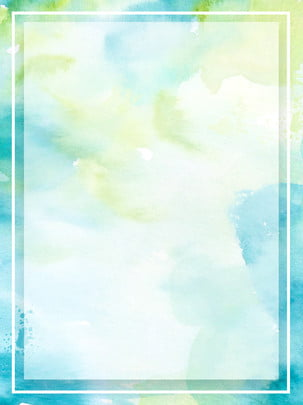 blue watercolor gouache doodle background , Blue, Watercolor, Gouache Background image