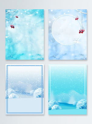 Blue Winter Day Background Background,snow Scene,snowy Day, Background, Winter, Background, Background image